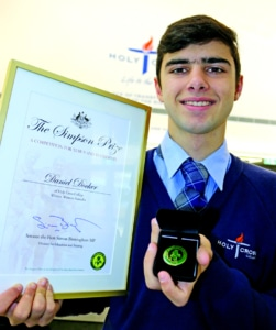 Holy Cross College Academic Special Achievements